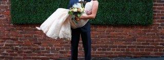 Image for Real Belle Vogue Bride – Jamye + Hank