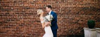 Image for Real Belle Vogue Bride – Elizabeth + Wade