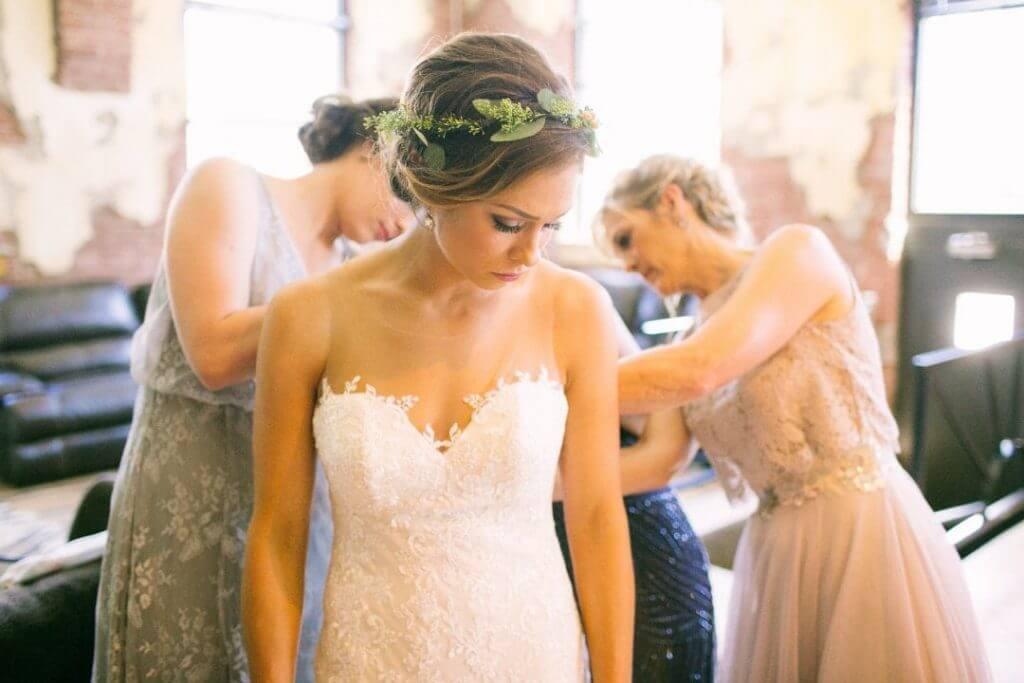 Real Essense of Australia Bride - Jessica