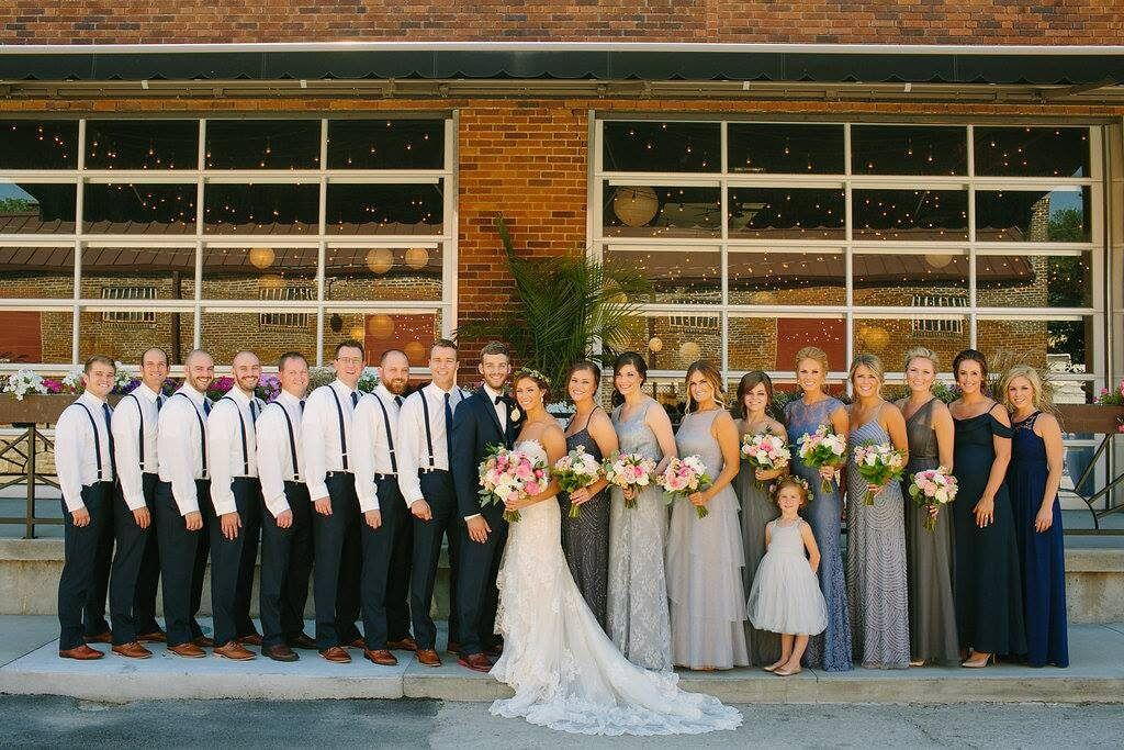 Real Essense Bridal Party- Jessica