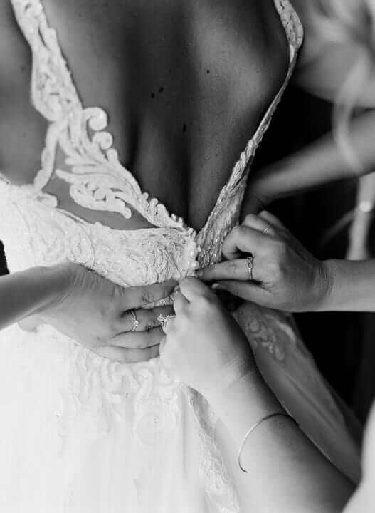 Martina Liana Real Bride - Belle Vogue