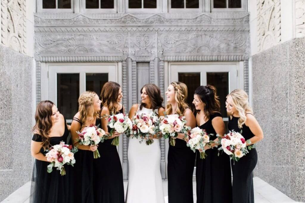Kate - Real Martina Liana Bride Kansas City