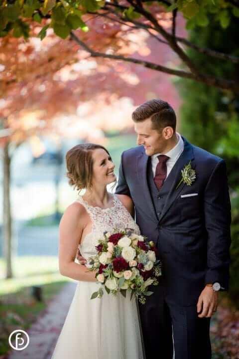 Real BVB Bride - ML/Brookside Wedding Dresses