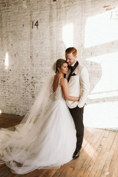 Real Bride Kelli