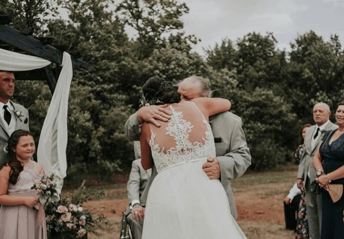 Real Stella Bride- Mrs Andrae
