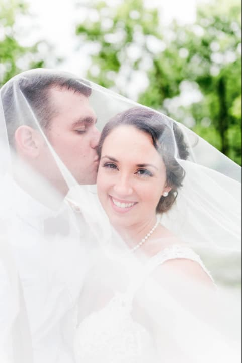 Real Bride Caitlin- Belle Vogue Bridal