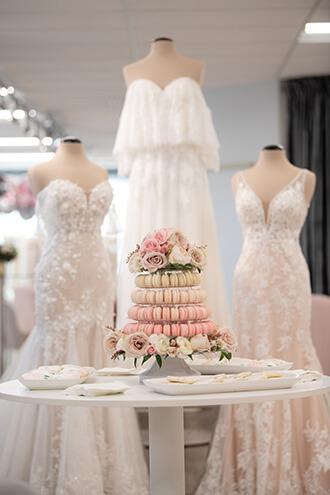 Belle Vogue Bridal Wedding Dresses - Kansas City