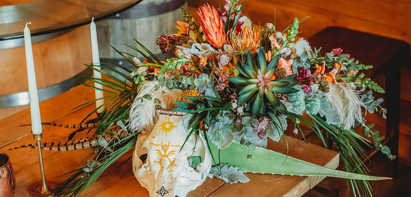 Image for Boho Floral Inspiration for Your Kansas City Wedding