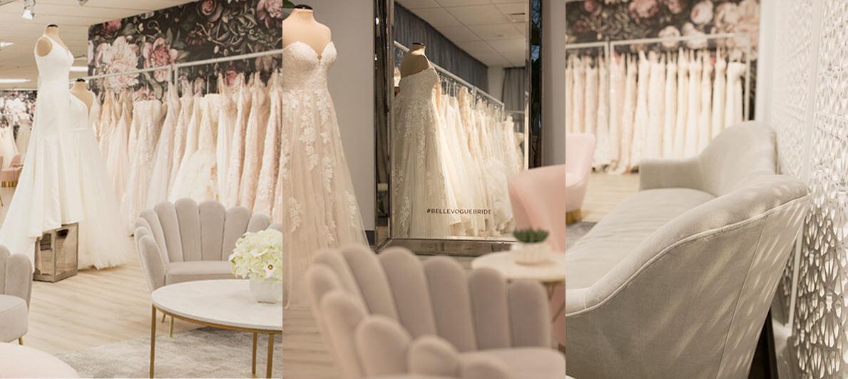 Bridal Shop In Kansas City Belle Vogue
