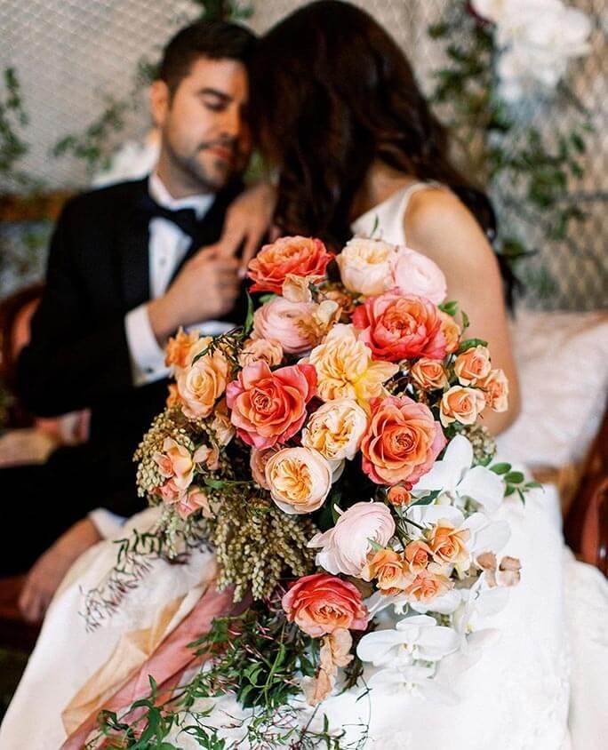 Essense-of-Australia-Boho florals Style-D2639