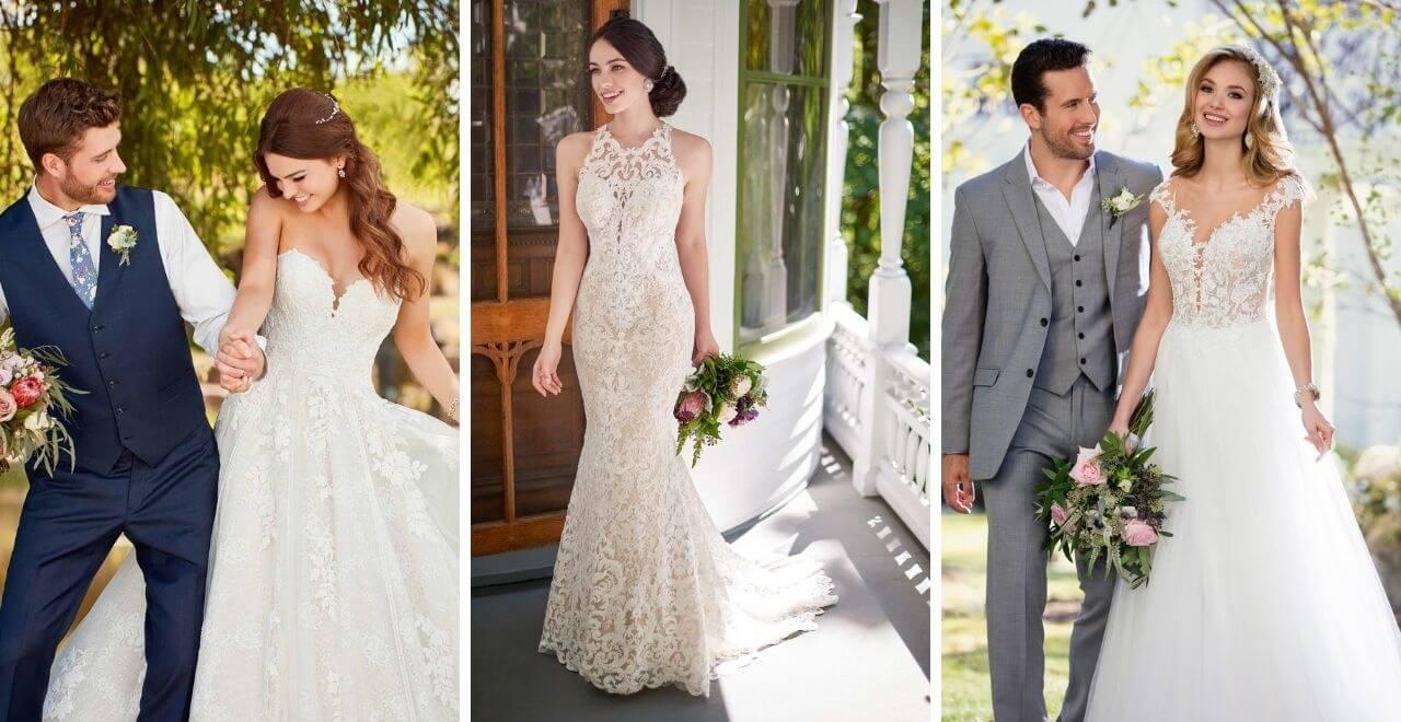 Image for Best Boho Wedding Dresses at Belle Vogue Bridal
