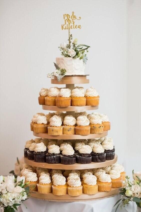 simple wedding desserts