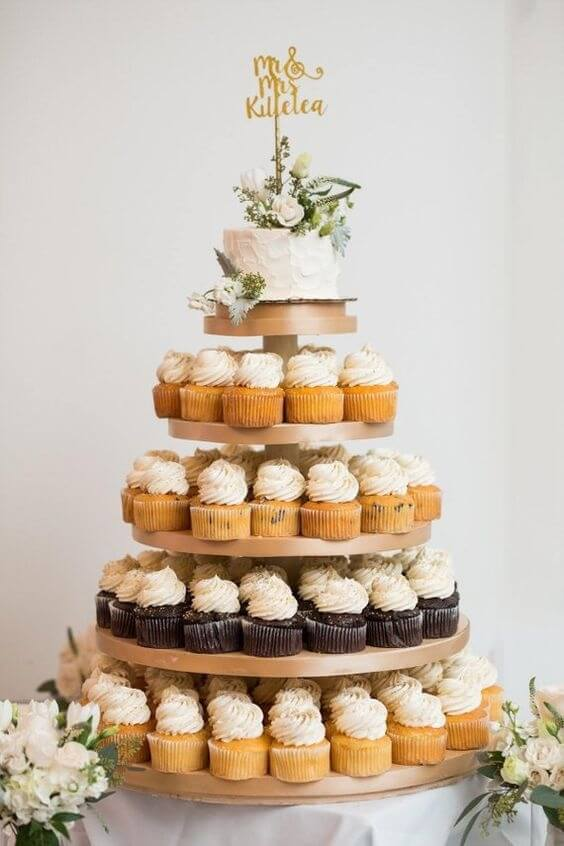 simple wedding desserts