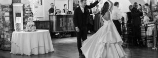 Image for Tips from a Stylist: Bustling A Wedding Dress