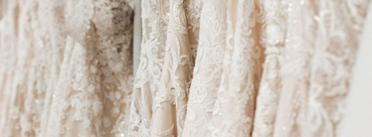 Image for All About Lace: Belle Vogue's Top Lace Wedding Dresses