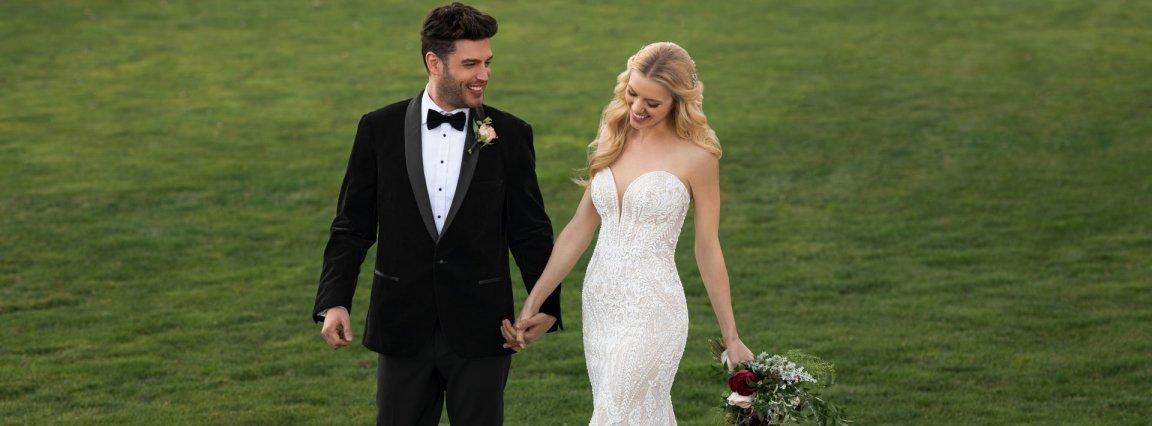 Image for Designer Wedding Dresses at True Society