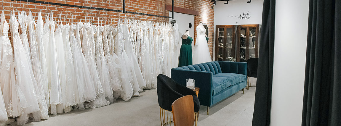 Image for Tips from a Stylist: Steaming a Wedding Dress