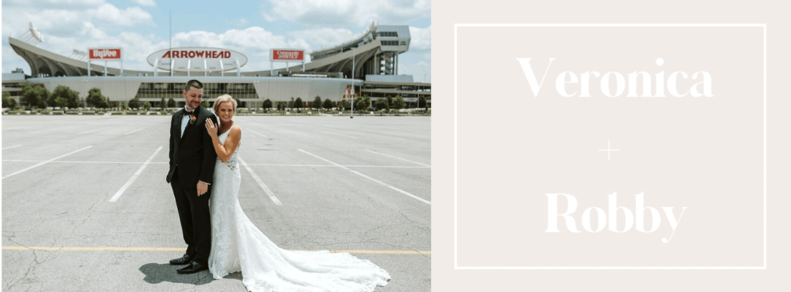 Image for True Bride Veronica + Robby