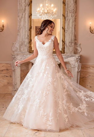 Wedding Dress Designer Stella York