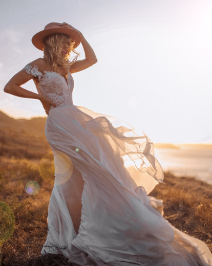 Boho Wedding Dresses True Society Bridal Shop