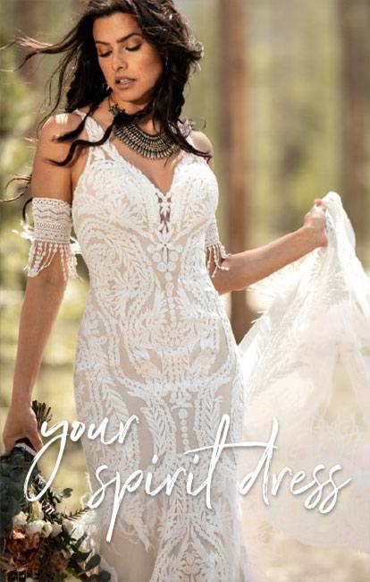 Boho Wedding Dresses True Society Bridal,Wedding Plus Size Dresses