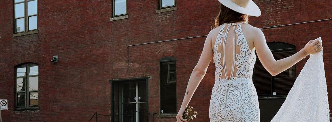 Image for Veil Alternatives for your Kansas City Boho Wedding