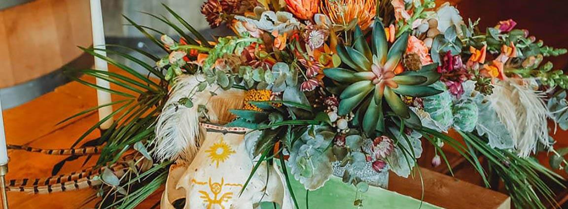 Image for Boho Floral Inspiration for Your Kansas City Wedding