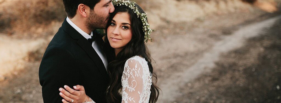 Image for Our Favorite Wedding Dresses with Sleeves