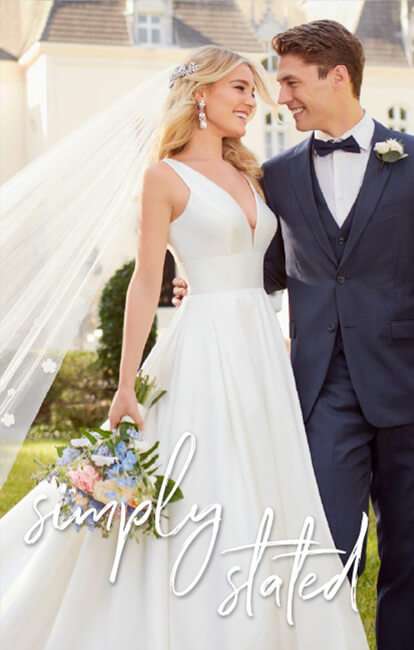 Simple Wedding Dresses True Society Bridal Shops