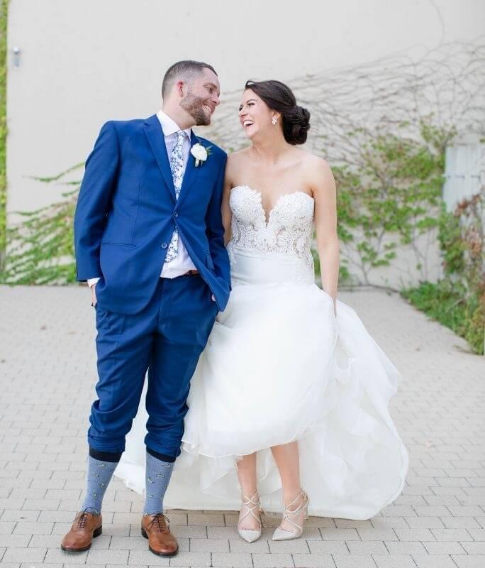 belle vogue real bride
