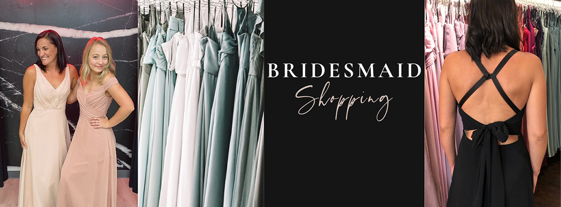 Image for Expert Advice: Shopping for Bridesmaid Dresses