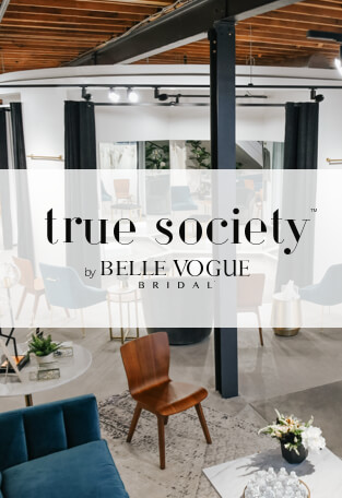 True Society by Belle Vogue Bridal in the Crossroads Arts District, KCMO
