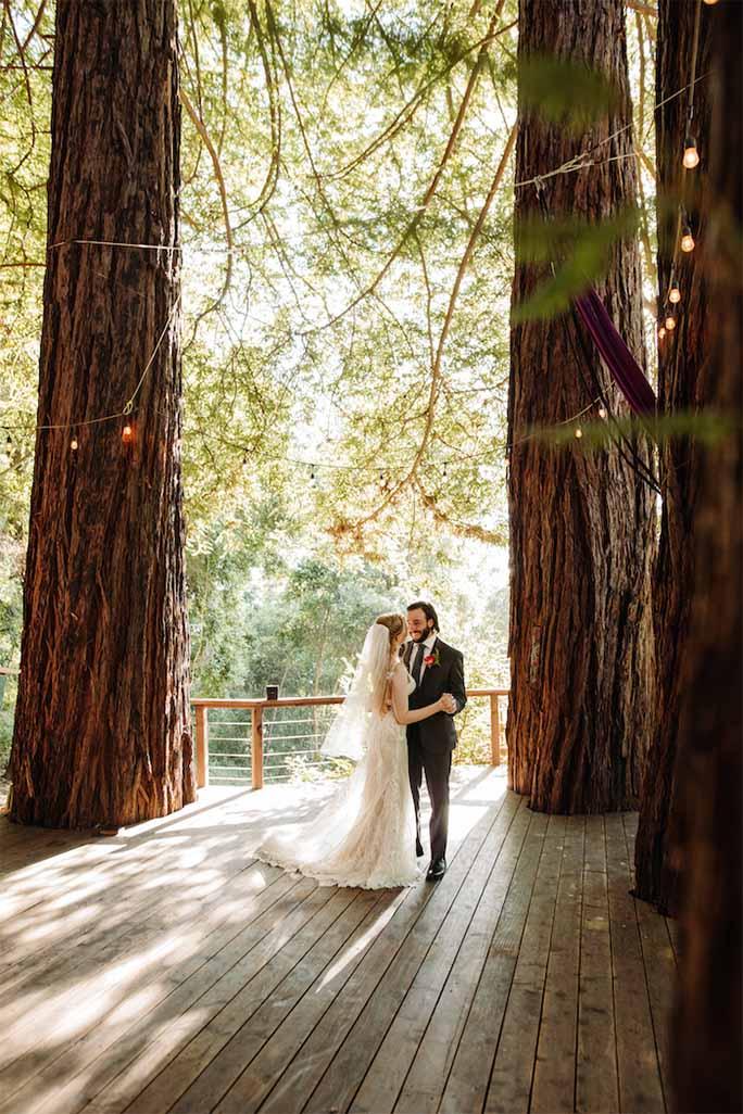 true bride harley on outdoor wedding venue - style 905 by martina liana